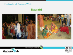 Navratri celebration