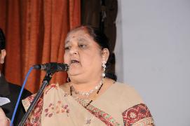 Inspirational prayer melodiously sung by Smt.Jyotiben