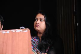 Introductory speech by Ms. Chitra Pandya