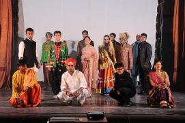 Group Fashion Show