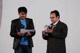 Arjun Jadega got an Attendance Award