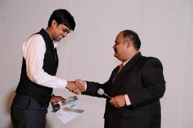 Pradeep Pachanekar got Creativity of the Year Award
