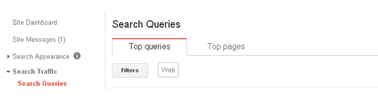 Google_Webmaster_Tool_Search_Queries