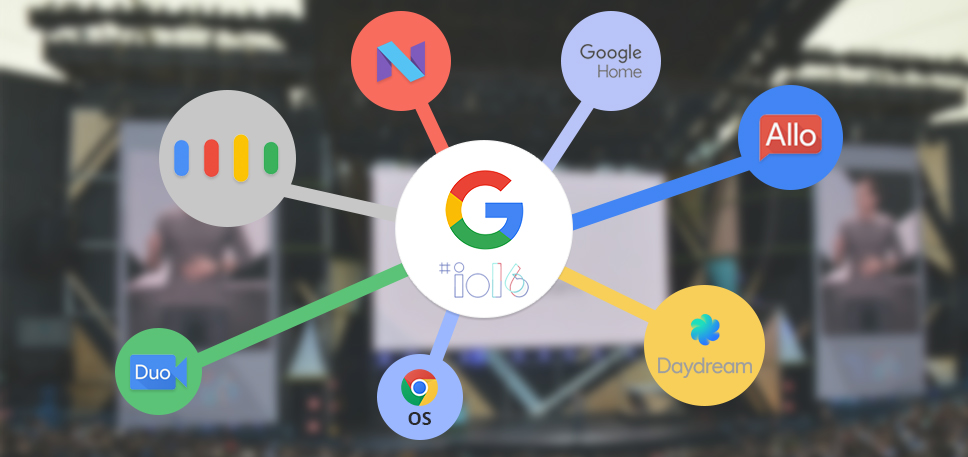 GOOGLE 2016 THE COMPANY ANNOUNCES TONS