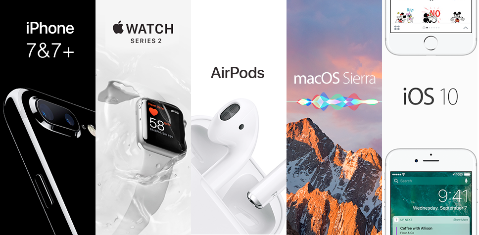 HERE'S A SNAPSHOT OF APPLE'S MEGA LAUNCH EVENT
