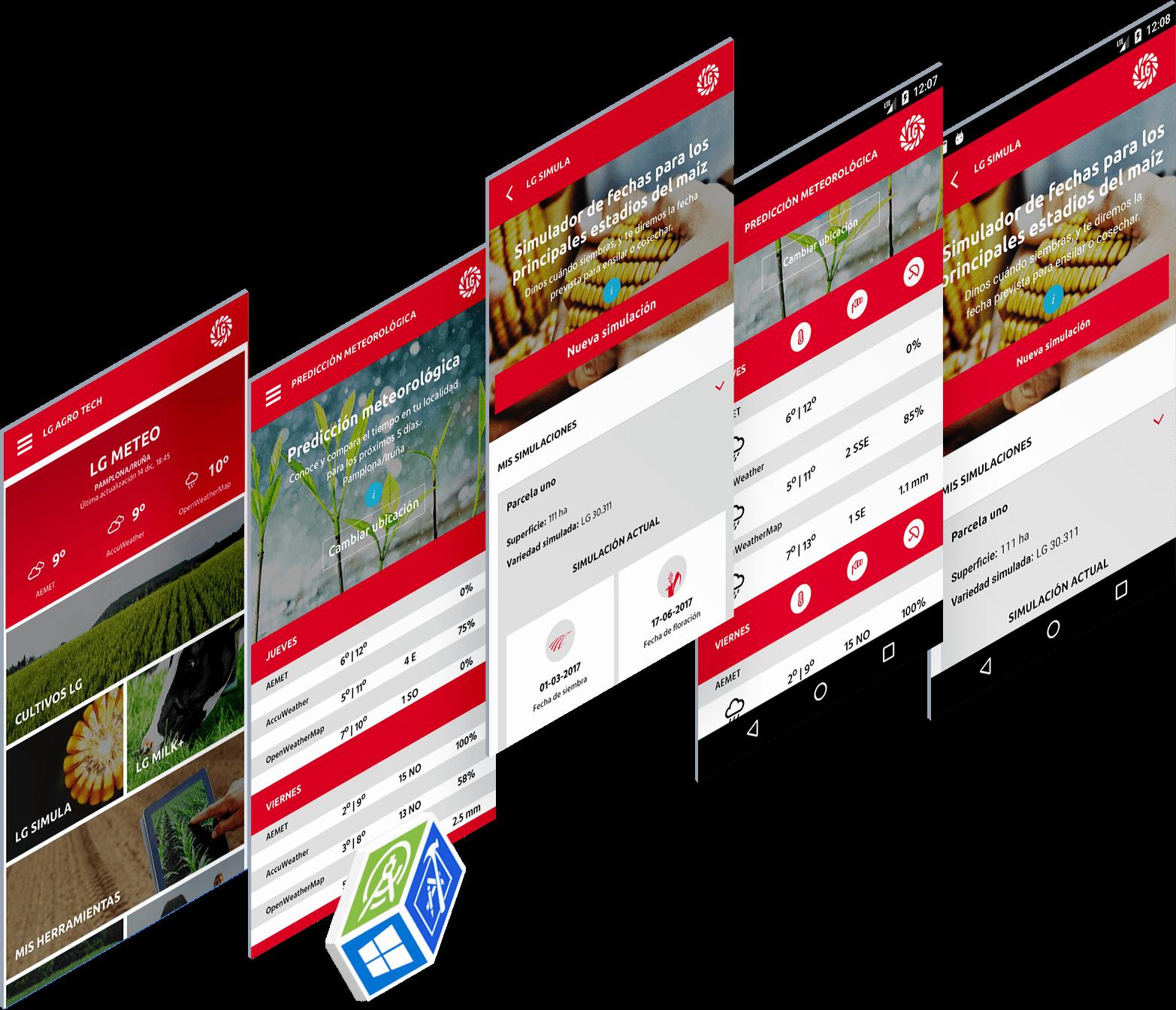 Technology Hybrid App