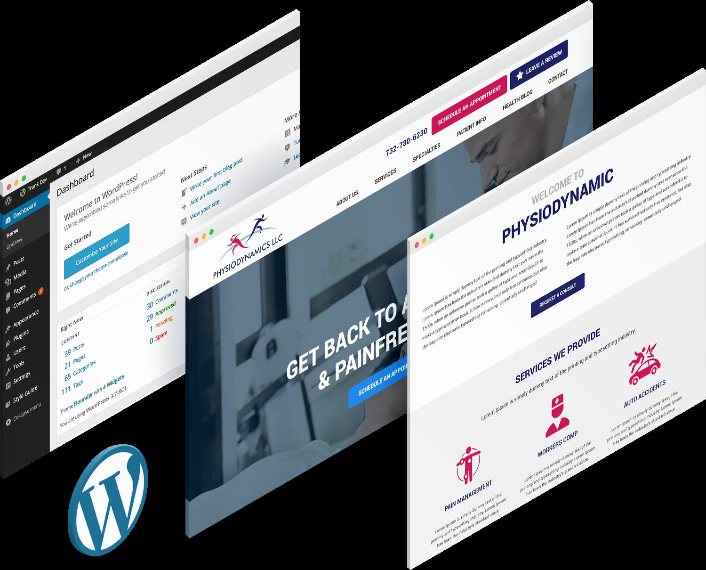 Technology wordpress