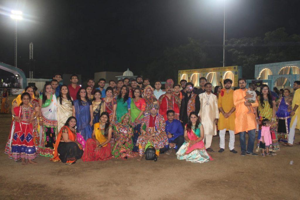 Navratri Team