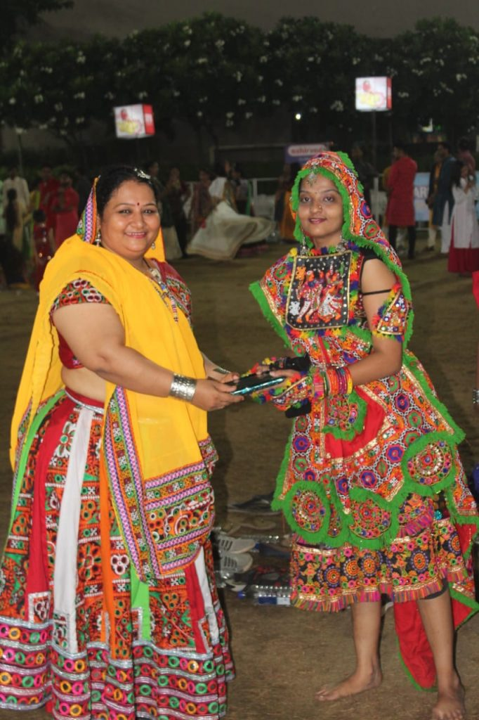 Navratri Prize Distribution