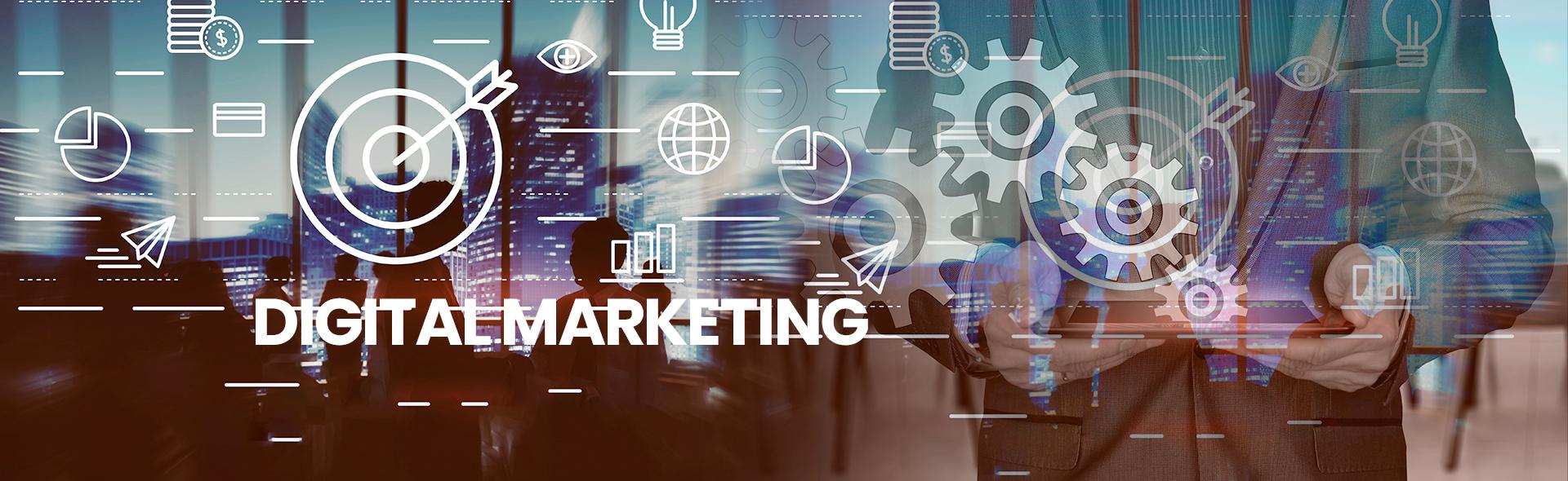 Customer services digital marketing