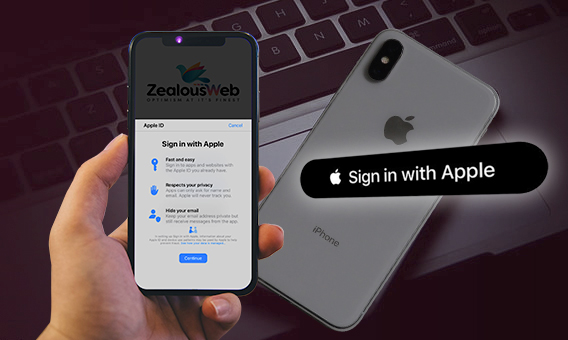 How to enable Sign-In With Apple In Your IoS Device?