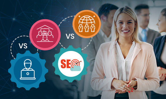 To Achieve Effective SEO Results : In-House SEO Vs SEO Agency Vs Freelancers
