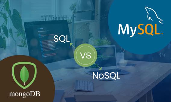 NoSQL vs SQL - MongoDB and MySQL