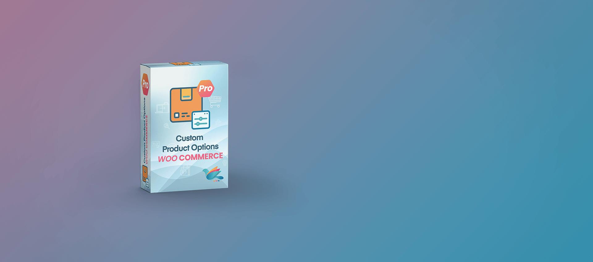 Custom Product Options WooCommerce Pro